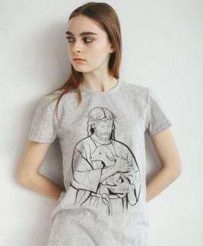 Копии брендовой одежды гуанчжоу, футболка 100 хлопок