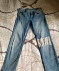 Коллекция женская одежда orwell, джинсы Mango новые, Бисерть