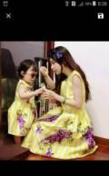 Взять напрокат короткое свадебное платье, платья мама + дочка для фотосессии, Головчино