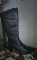 Сапоги из натурального меха и кожи. Зима, кроссовки salomon speedcross vario 36 размер, Мучкапский