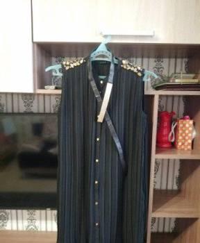 Платье с погонами, педикюрные носочки tomatopai