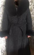Продам зимнее пальто, свадебные платья короткое со шлейфом, Мокшан