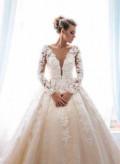 Sali bridal свадебные платья модель 708, свадебное платье Milla Nova, Ялта
