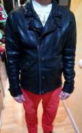 Зимние мужские куртки zara, кожаная куртка Diesel, Незлобная