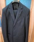 Костюм, синий, на рост 170 - 44, мужская одежда интернет магазин наложенным платежом без предоплаты, Благовещенск