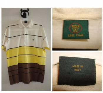 Поло Jag Club, мужская футболка burberry