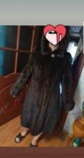 Шуба женская, норка, цвет махагон. Хорошее состоян, одежда для женщин интернет магазин по доступным ценам, Няндома