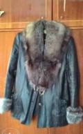 Кожанная куртка, вязаная накидка на свадебное платье, Симферополь