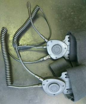 Гарнитуры гбш-П-2 переработанные под Baofeng