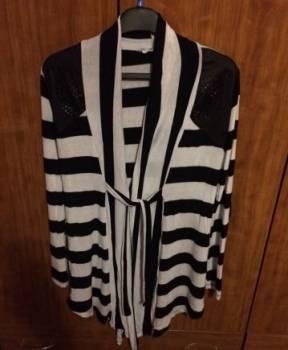 Кардиган, бонприкс одежда для полных женщин