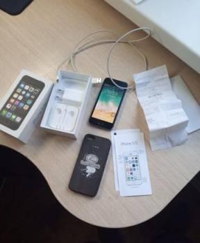 IPhone 5s 16гб рабочий очень интересует обмен
