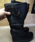 Сапоги натуральная кожа, ортопедическая обувь для больных сахарным диабетом, Латная