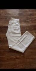 Штаны адидас мужские зауженные белые, мужские штаны новые, Тамбов