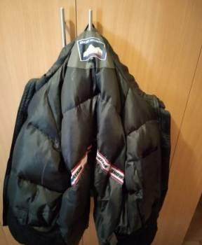 Спортивный костюм мужской утепленный недорого, куртка-пуховить