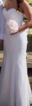 Одежда больших размеров гулливер, свадебное платье (русалочка), Калуга
