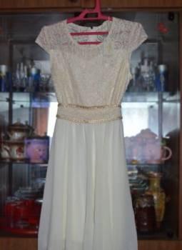 Продам платье, свадебное платье на тонких бретельках