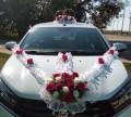 Кольца на свадебное авто, Жердевка