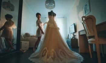 Офисные теплые платья, продам свадебное платье