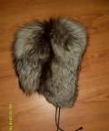 Зимняя песцовая шапка, Неверкино