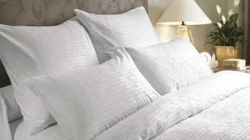 Подушки одеяла постельное белье новые
