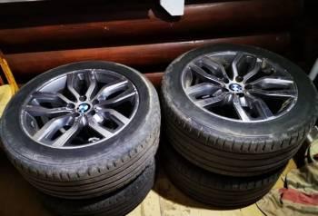 Купить разноширокие колеса на бмв х5 е70 20 радиус, колеса бмв Х5