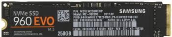 SAMSUNG EVO 960 250GB