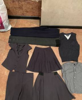 Комплект Школьный одежды + рюкзак