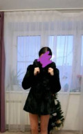 Красивые платья для девушек низкого роста, норковая шуба, Омск
