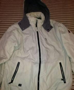 Куртка утепленная, мужская одежда verri