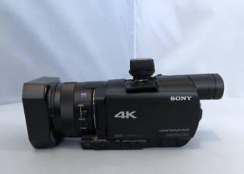 Sony FDR AX100E
