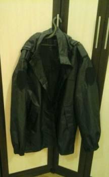 Мужские куртки из змеиной кожи, костюм ветро-влагозащитный новый