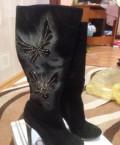 Женская обувь luigi traini, сапоги, Кардаилово