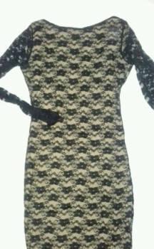 Платье, платья для полных из трикотажа