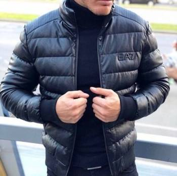 Купить мужской спортивный костюм со скидкой, emporio Armani куртка