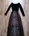 Платье Новое, платье на запахе теплое, Самара