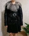 Дубленка, платье черно красное с гипюром, Полтавка