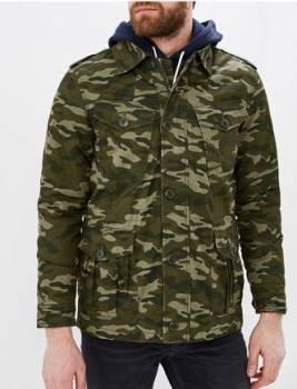 Новая осенняя куртка OVS, мужская одежда зима 2018
