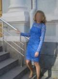 Купить женский спортивный костюм со скидкой, кружевное голубое платье, Цимлянск