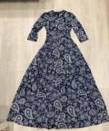 Магазин нижнего белья каталог, платье синее с узором, Сургут