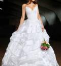 Пуховик черный с мехом женский, свадебное платье, Мглин