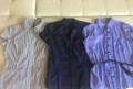 Рубашки и блузки разм. 44-46, платья в пол в арабском стиле, Тверь