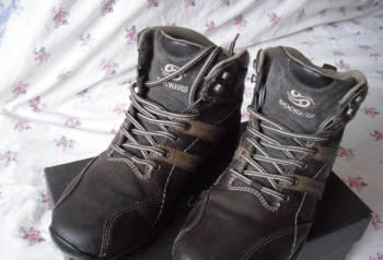 Ботинки Dockers (нат. ) р.42, мужские кожаные тапочки