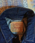 Джинсовая куртка Levi's 70506-0216 size 42, мужской костюм на свадьбу черный и красный галстук, Псков
