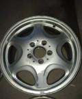 Диски Mercedes W140 R16, титановые диски на 2107, Полевской