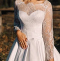 Свадебное платье, вечерние платья для женщин после сорока, Плес