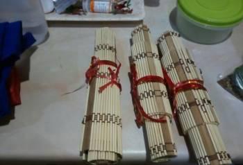 Подставки под горячее новые из бамбука