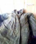 Марка одежды с чайкой, бушлат, Путевка