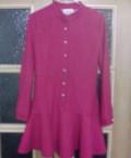 Продам теплое платье короткое с длинным рукавом, платья в пол из штапеля, Находка