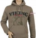 Парки мужские зимние дешево, толстовка с капюшоном, модель Viking, размер 52-54, Тюмень