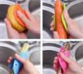 Губка для чистки овощей и фруктов, Ялта